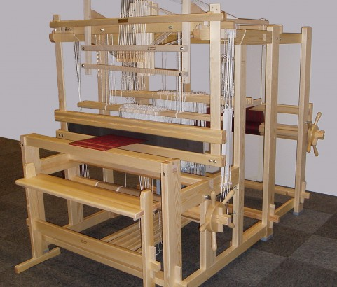 Glimåkra Standard - with draw loom attachment